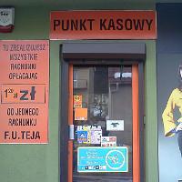 Firma Usługowa TEJA  Bochnia, ul. Trudna 16